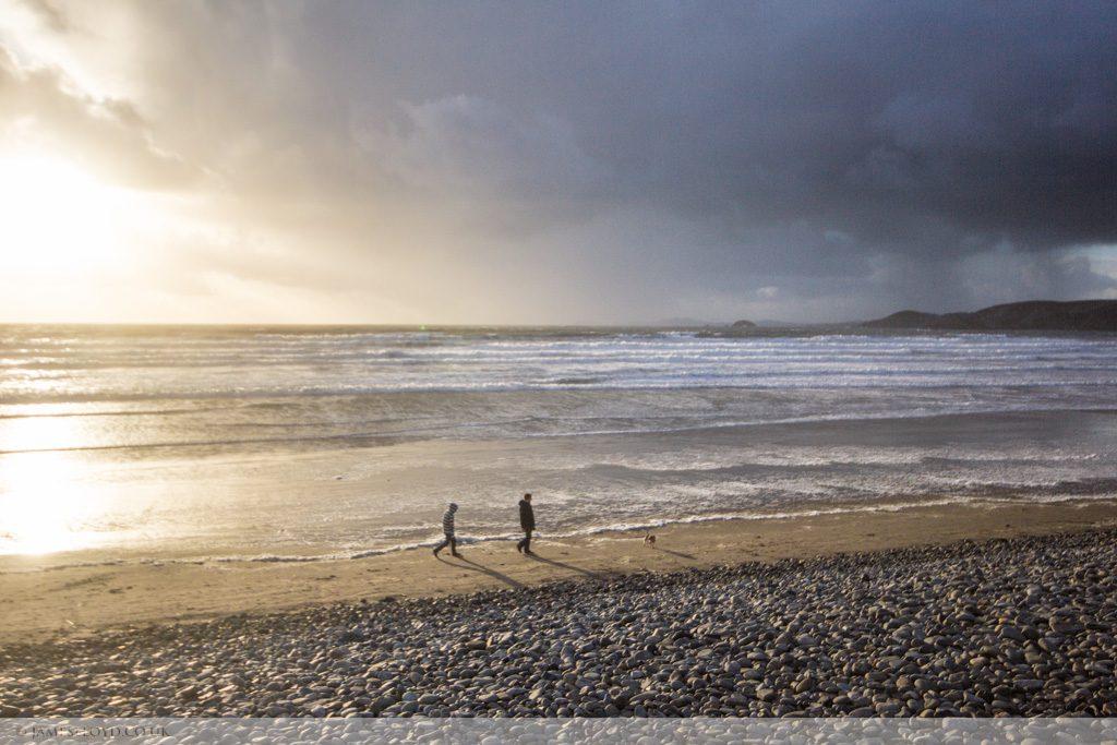 Pembrokeshire beach