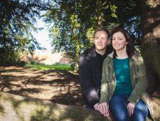 Amy & Karl pre-wedding, Cannon Hall, Barnsley