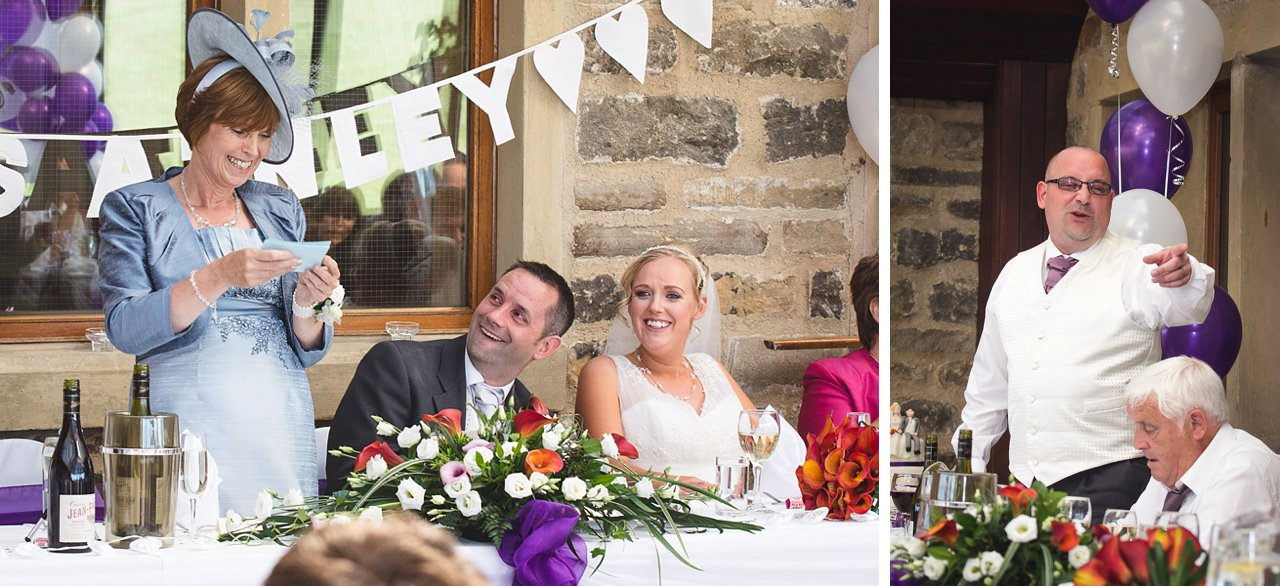 Celia And Andy's Wedding, Mytholmroyd And Oxenhope