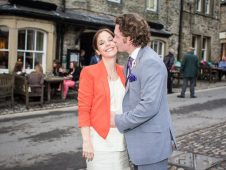 Amy & Damien wedding, Devonshire Hotel, Grassington