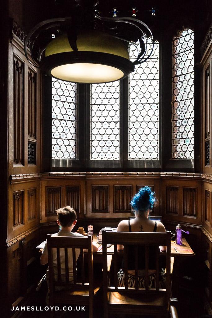 John Ryland Library, Manchester