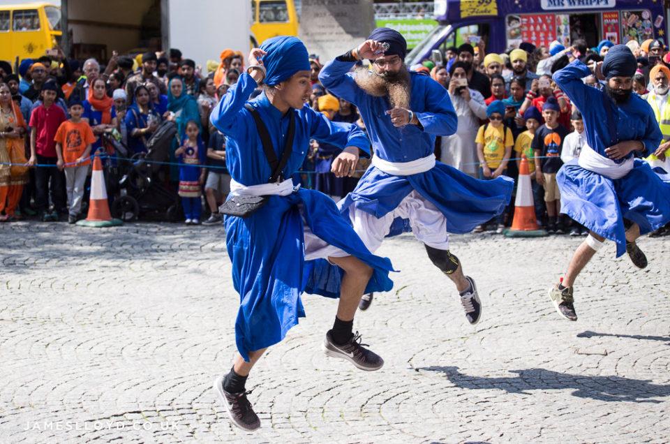 Vaisakhi Festival, Albert Square, Manchester