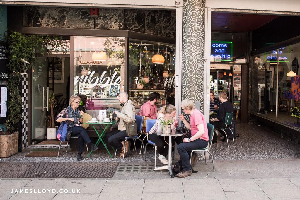 Pop Cafe, Northern Quarter, Manchester