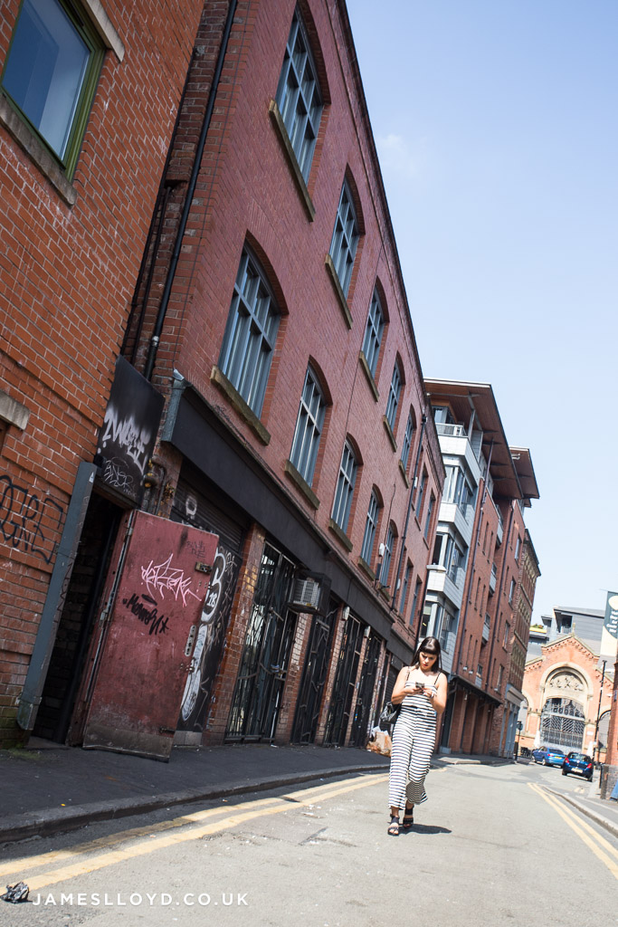 The Northern Quarter, Manchester